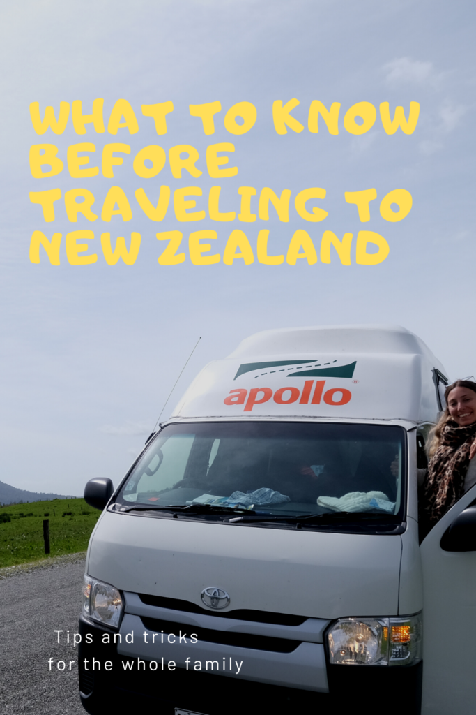 new zealand - travel- planning